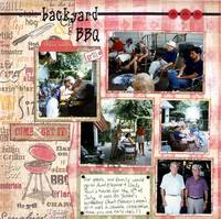 Backyard BBQ **Flair Designs Reveal**