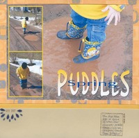 Spring Puddles