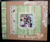 Her Recipes (Flair Designs CT reveal)