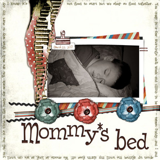 Mommy's Bed