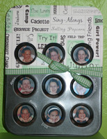 Girl Scout Muffin Tin
