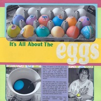 It's All About the Eggs