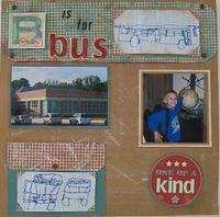"""""""B"""" is for Bus"""