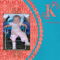 K is Kennedy