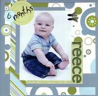 Reece (As seen in Stamping, Stationery & Scrapbooking 2nd Quarter 2007)