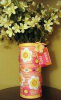 Scrapworks Summer Vase - Published Complete Idiot's Guide to Altered Art