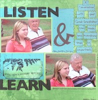 Challenge#3-- Listen and Learn