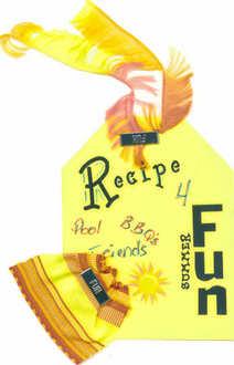 Fast Scrap #7/Recipe tag