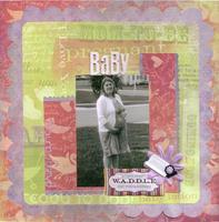 Baby **Karen Foster Reveal**