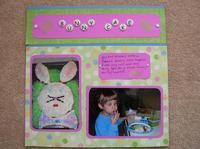 Bunny Cake- April Challenge