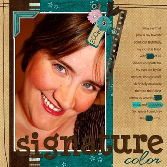 Signature Color
