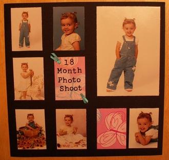 NSD Challenge #17 - 18 Month Photo Shoot