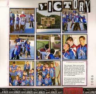 Victory 2006