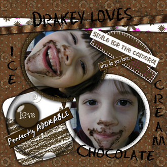 Loves Chocolate