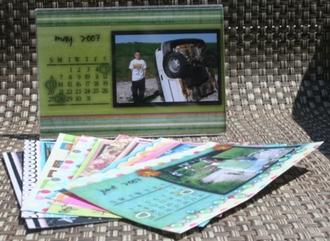 Printable Calendar Gift