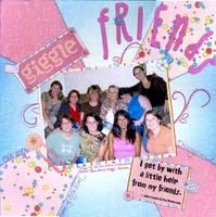 Friends {Daisy Bucket Designs Reveal}