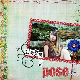 Love 2 Pose