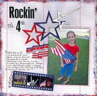Rockin' the 4th