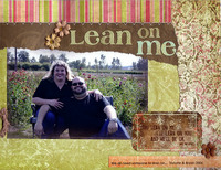 Lean on Me **Fancy Pants Designs CT Reveal**