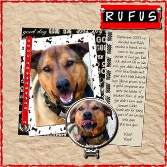 Rufus the Goofus