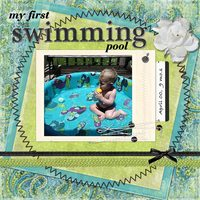 my first swimming pool