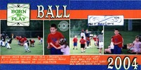 Born to Play BALL!