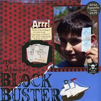 First Summer Blockbuster