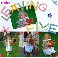 Emily Leaving Five