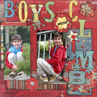 BoysClimb