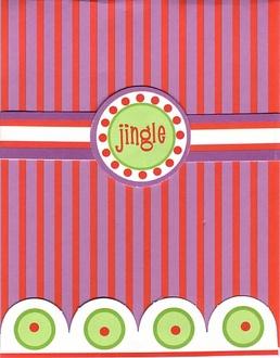 Jingle Card
