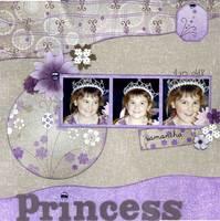 Princess {Paper CT Scraplifts the Digi CT Reveal}
