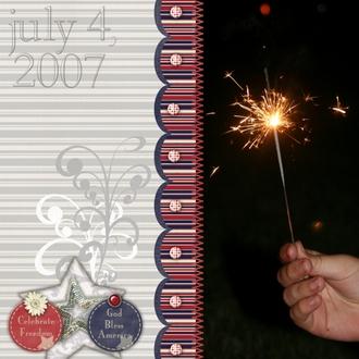 4th of July - Take 1
