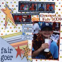 Fair Goer (Scraplift Digi CT)