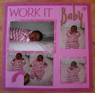 Work It Baby