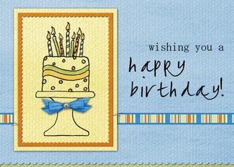 birthday card (digital)
