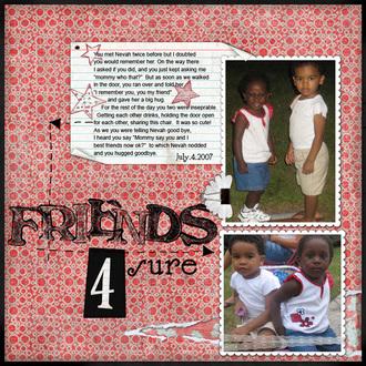ADSR #2  -Friends 4 sure