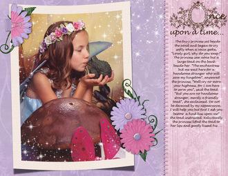 a fairies tale (ADSR#3)