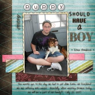 Puppy Needs