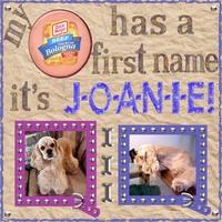 Joanie My Bologna