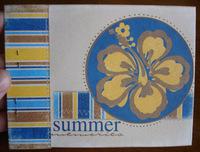 Summer Memories Matchbook *digital CT reveal*