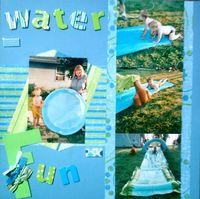 Challenge 5 Water Fun
