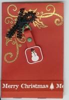 Christmas Gifft Card Holder