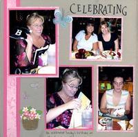 Celebrating Becky