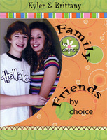 Kyler & Brittany (As seen in Scrapbook Dimensions Magazine - April/May 2007)