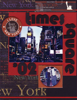 times square (As seen in Stamping, Stationery & Scrapbooking 3rd Quarter 2007)