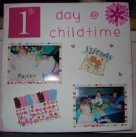 1st Day @ Daycare