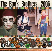 The Boo's Brothers 2006