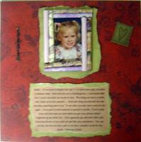 Kindergarten Emily - SS #6
