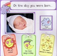 On the Day You Were Born...