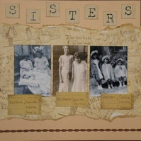 Sketch Challenge - Sisters